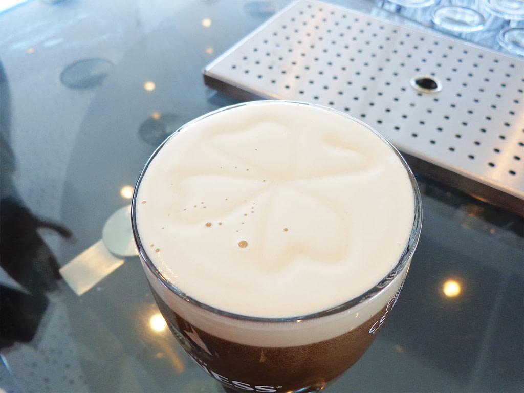 Guinness Gravity Bar dublin