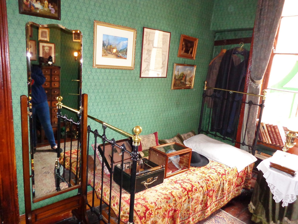 Sherlock Holmes Museum Tickets bedroom