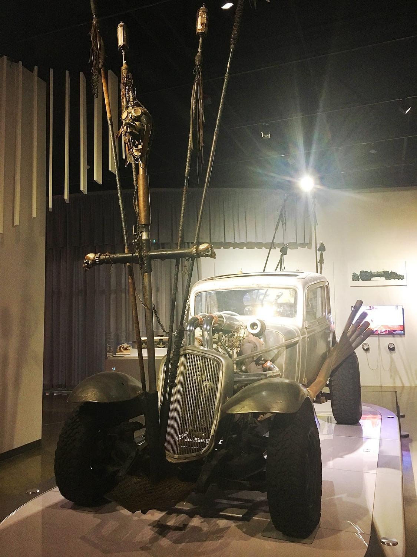 Car museum los angeles