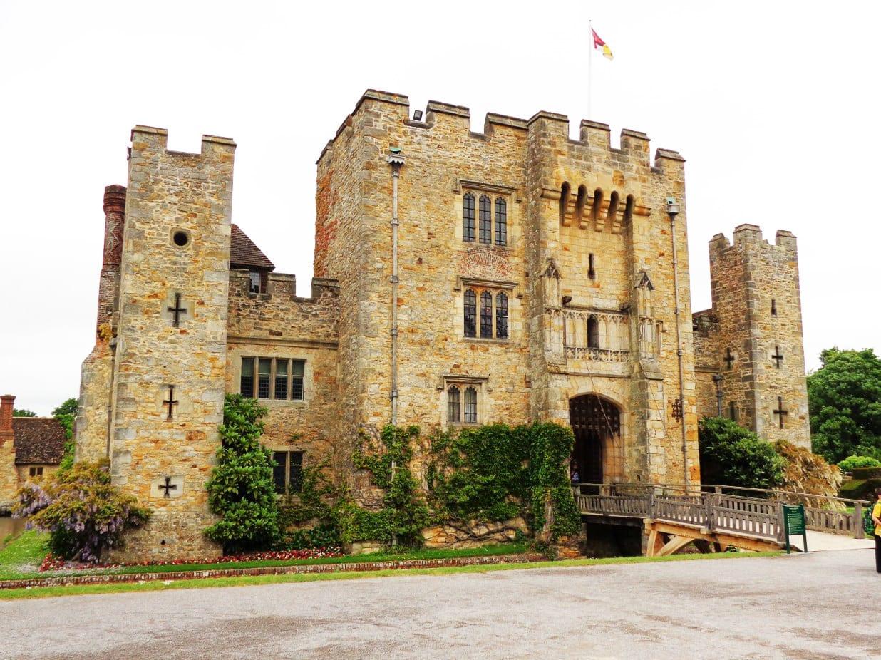 hever castle history