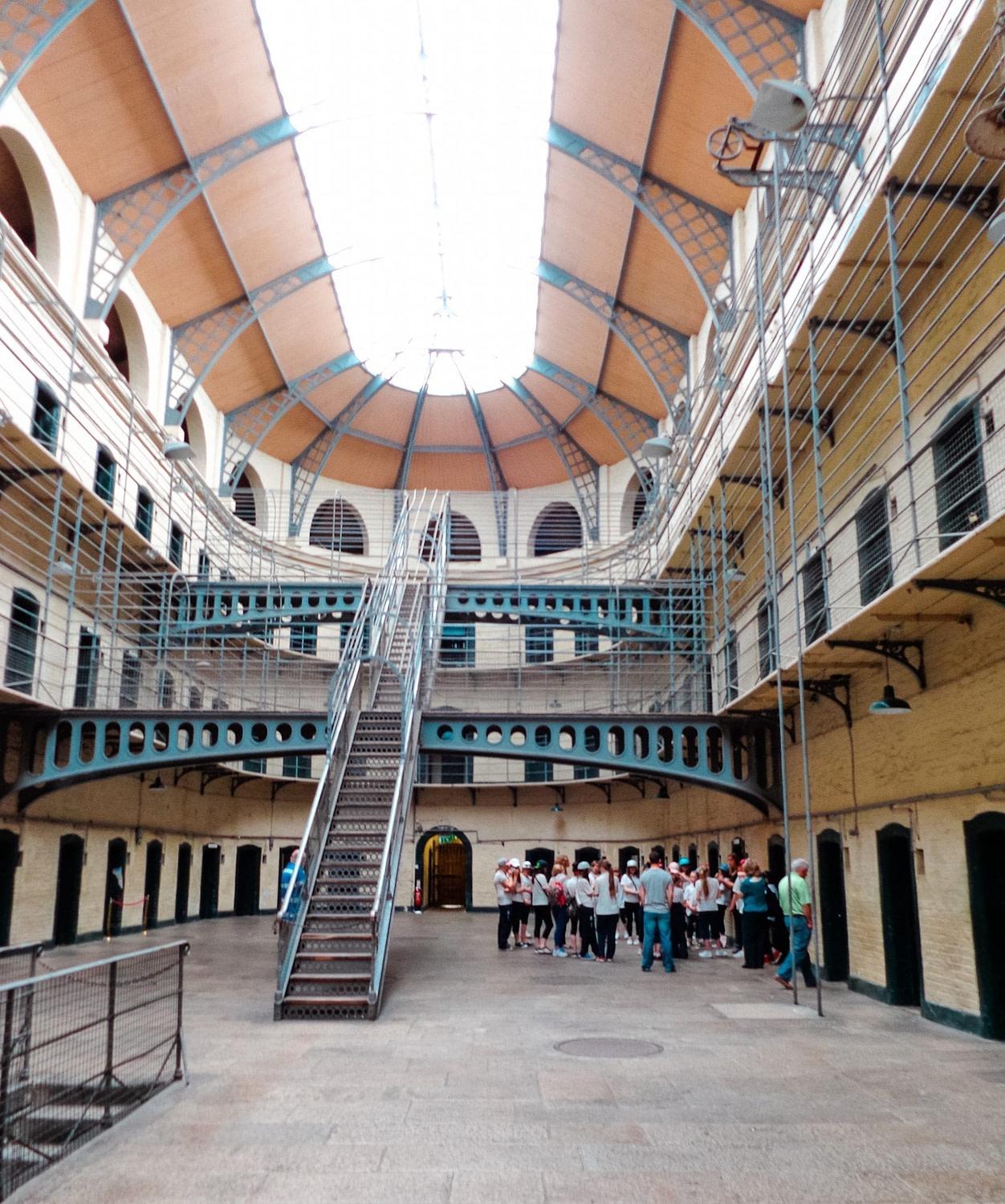 Kilmainham Gaol 2 days in dublin