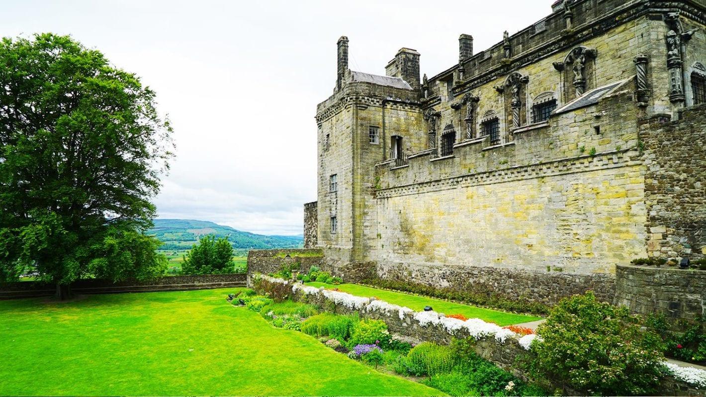 Stirling Castle History