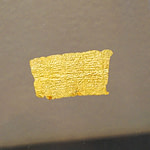 gold Orphic tablet