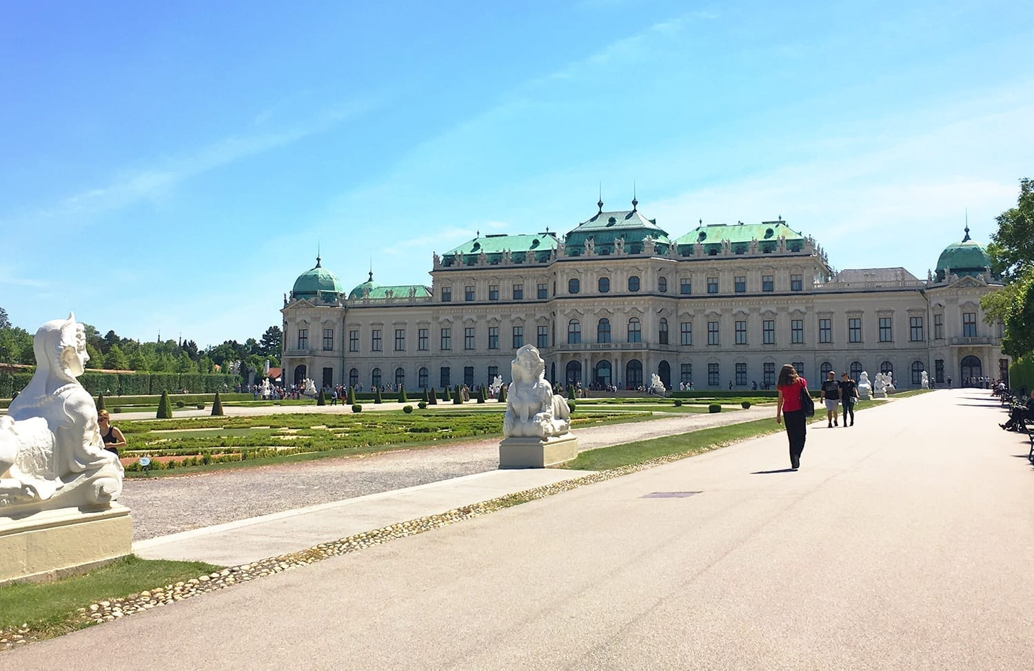 Belvedere Palace Tickets