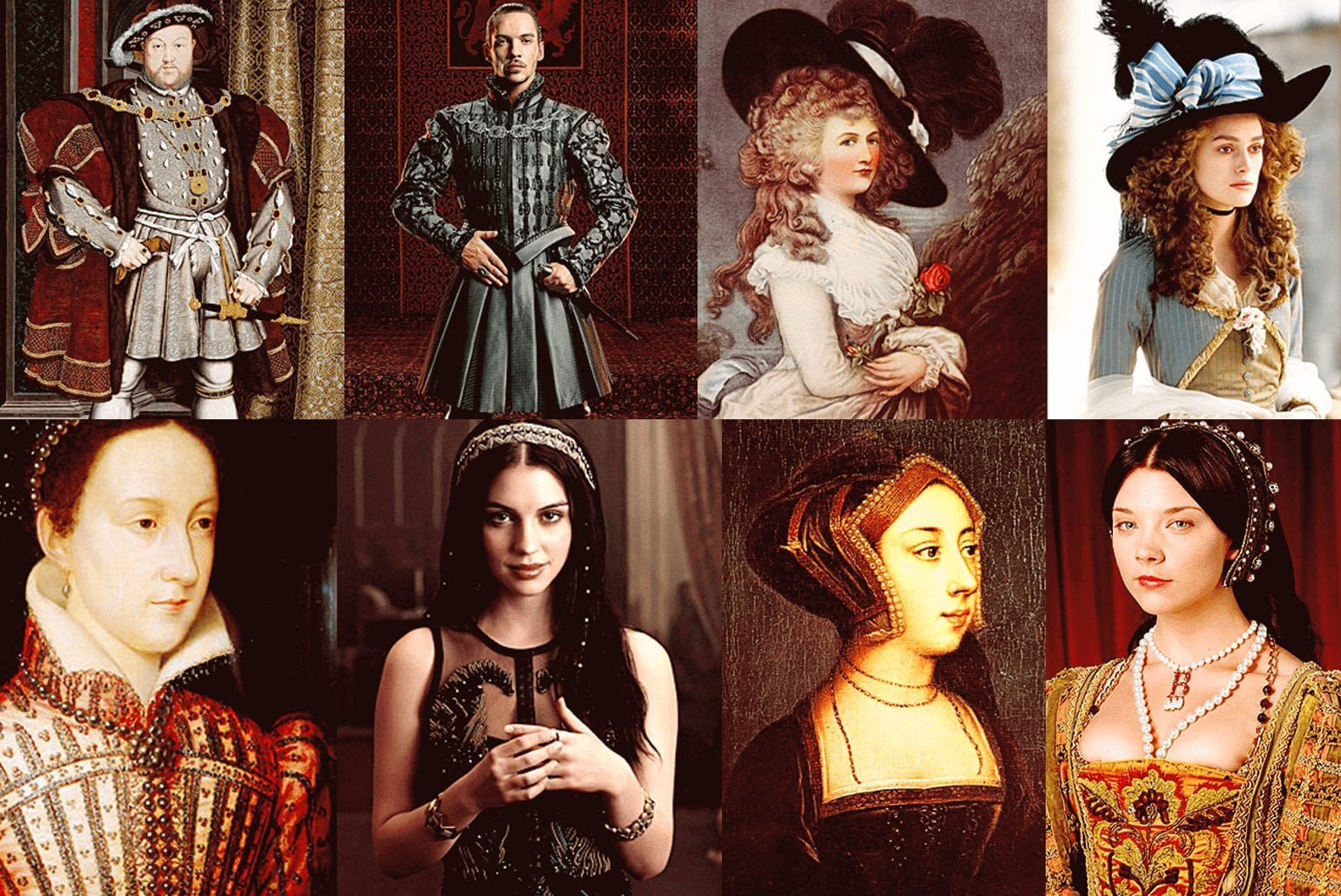 What Did Kings and Queens Really Look Like