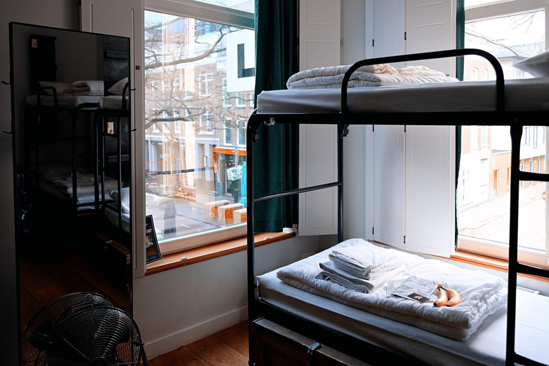 youth hostel london