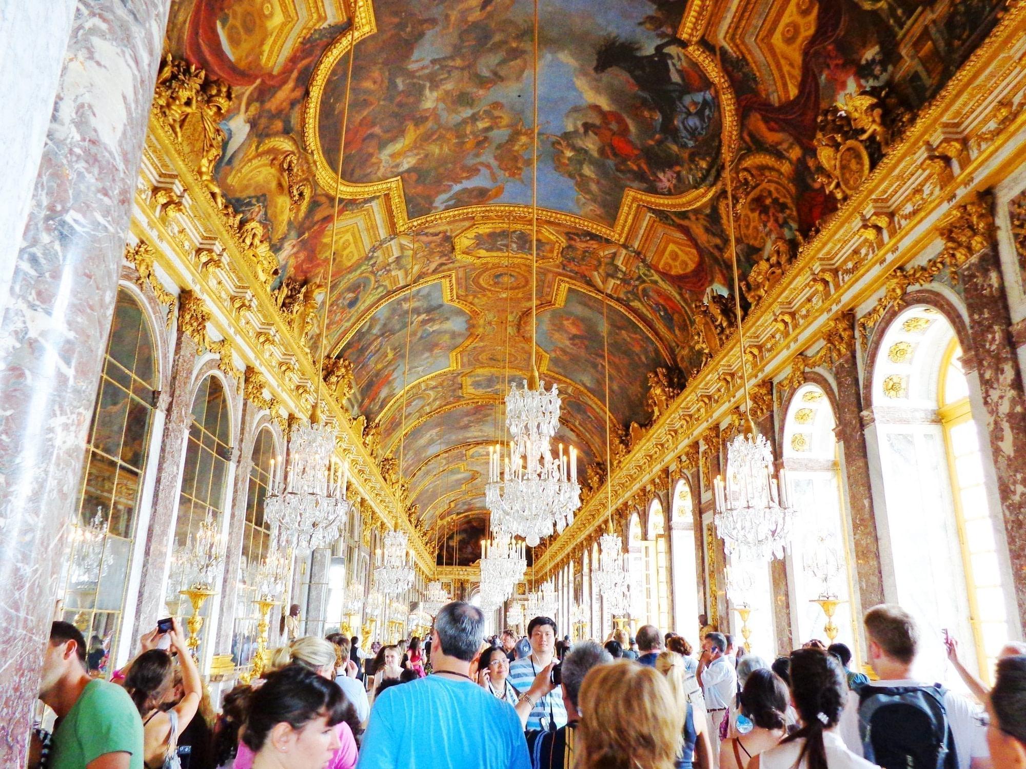 Paris to Versailles Day Trip