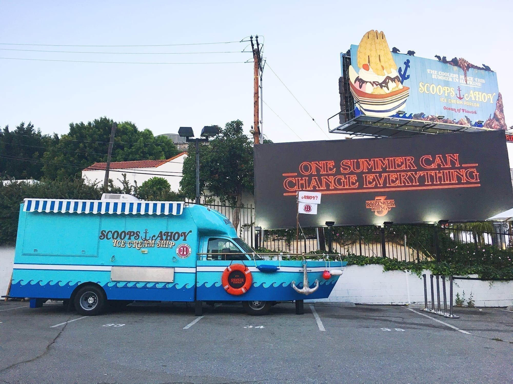 Pop-Ups in Los Angeles