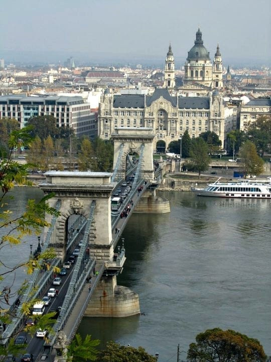 Budapest Solo Travel