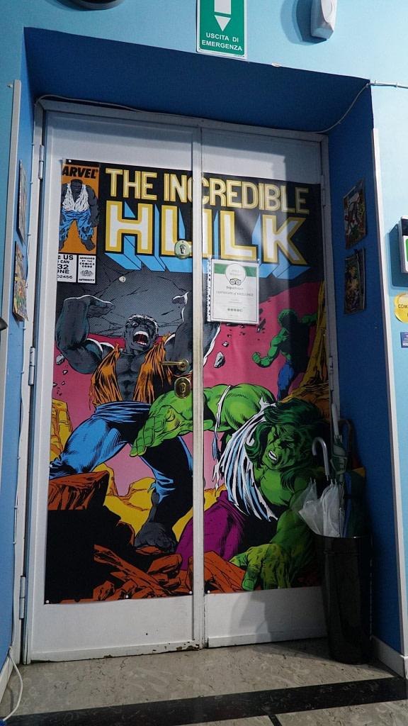 Comics Guesthouse the incredible hulk