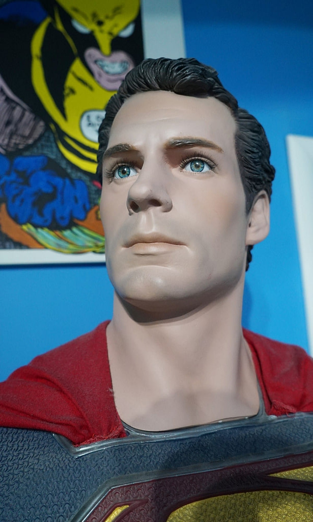 Comics Guesthouse superman