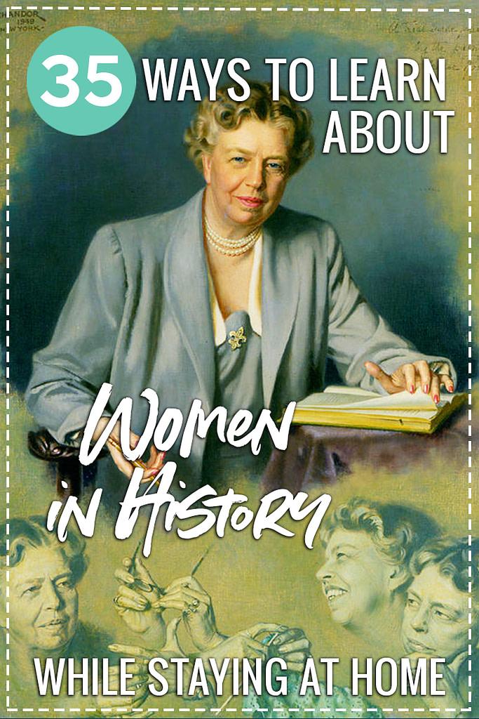 amazing women in history