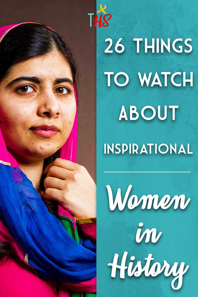 inspirational women in history