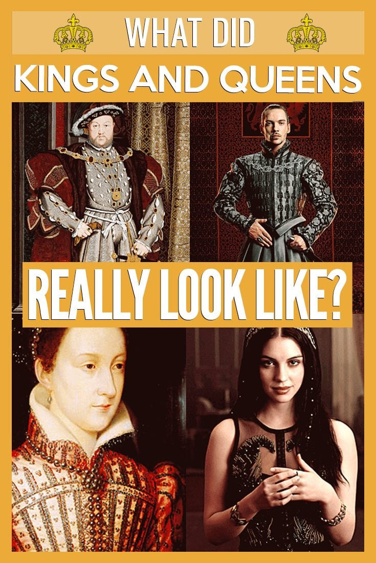What Did Kings and Queens Really Look Like?