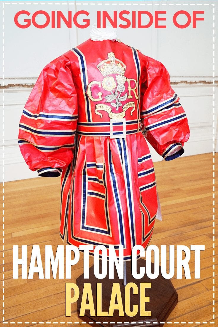 hampton court inside