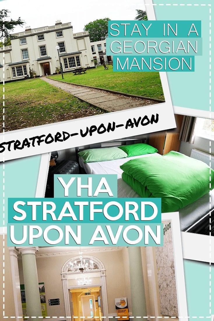 YHA Stratford upon Avon