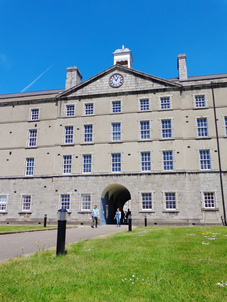 national museum dublin entrance