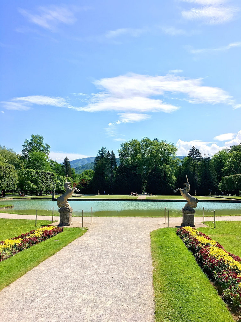 hellbrunn palace sound of music