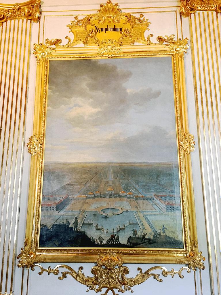 Nymphenburg Palace munich