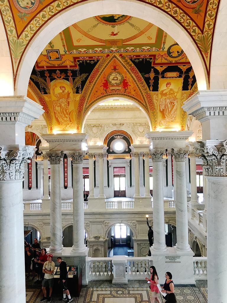 library of congress hamilton broadway