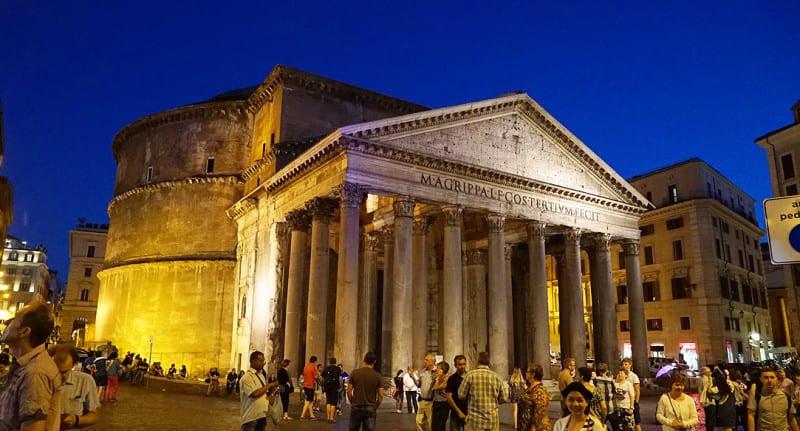 a night in rome