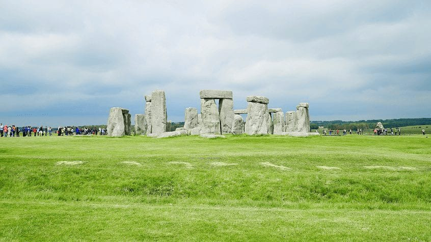 Getting to Stonehenge