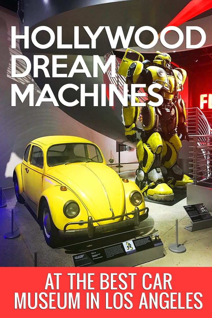 hollywood dream machines
